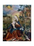 The Stuppach Madonna, C. 1520 Giclee Print by Mathias Grünewald