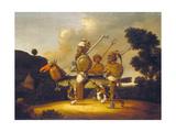 Don Quixotte Giclee Print by Giuseppe Arcimboldo