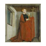 Ecclesia (Heilsspiegelaltar, Exterior Wing), C. 1435 Giclee Print by Konrad Witz