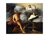 Alpheus and Arethusa Art by Carlo Dolci