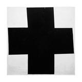 Black Cross Giclée-tryk af Kasimir Malevich
