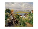 Lost in Thoughts Giclee Print by Hans Andersen Brendekilde