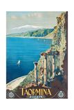 Taormina, 1927 Giclee Print by Mario Borgoni