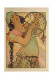 Salome, 1897 Giclee Print by Alphonse Mucha