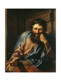 Demokritos Giclee Print by Johann Heinrich Wilhelm Tischbein