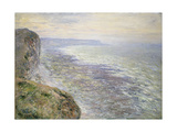 The Sea at Fecamp, 1881 Giclee Print by Claude Monet