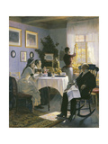 A Sunday Afternoon, 1888 Giclee Print by Carl Thomsen