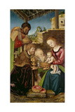 Adoration of the Magi Giclee Print by Lucas Cranach the Elder