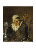 Malle Babbe, 1629-30 Giclee Print by Frans Hals