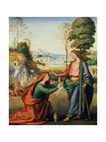 Noli Me Tangere Giclee Print by Fra Bartolomeo