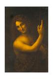 St, John the Baptist, 1513-16 Giclee Print by  Leonardo da Vinci