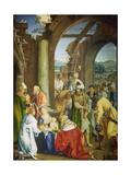 The Adoration of the Magi, 1511 Giclee Print by Hans Von Kulmbach
