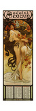 Chocolat Masson, 1897 Giclee Print by Alphonse Mucha