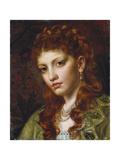 Fiammetta, 1876 Giclee Print by Emma Sandys