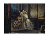 Romeo and Juliet, 1830s Giclee Print by Karl Brüllow