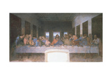The Last Supper, 1495-1497 Giclee Print by  Leonardo da Vinci
