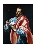 Saint Paul Prints by  El Greco