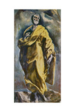 St. Peter Giclee Print by  El Greco