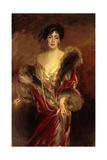Portrait of Josefina A, De Errazuriz, 1912 Giclee Print by Giovanni Boldini
