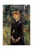 In Batignolles, 1888 Lámina giclée por Henri de Toulouse-Lautrec