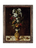 Bouquet of Flowers in a Vase Giclee Print by Ludger Tom Ring