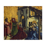 Adoration of the Magi Giclee Print by Konrad Witz