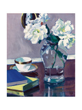 Roses, Late 1920S Giclée-tryk af Francis Campbell Boileau Cadell