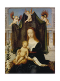 Madonna with Child, So-Called Boehlersche Madonna Giclee Print by Hans Holbein the Elder