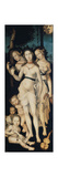 The Three Graces Giclee Print by Hans Baldung