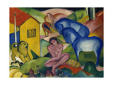 The Dream, 1912 Giclee Print