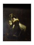 Romeo and Juliet Giclee Print by Henry Fuseli