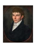 Heinrich Von Kleist (1777-1811), Ca. 1810 Giclee Print