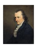 Portrait of Johann Georg Dillis Giclee Print by Moritz Kellerhoven