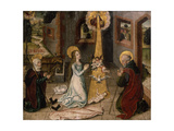 Nativity Giclee Print by Rudolf Stahel