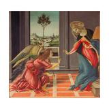 Annunciation Mary of Cestello Impression giclée par Sandro Botticelli