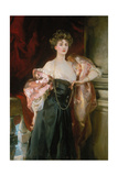 Lady Helen Vincent, Viscountess of Abernon, 1904 Reproduction procédé giclée par John Singer Sargent