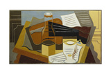 Nature Morte, 1920 Giclee Print by Juan Gris