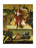 Resurrection of Christ Giclee Print by Schweizer Meister