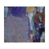 Will-O'-The-Wisp, 1903 Giclee Print by Gustav Klimt