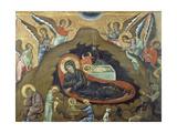 Nativity Giclee Print by Guido da Siena