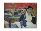 Night Café at Arles (Madame Ginoux) Giclee Print by Paul Gauguin