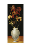Vase with Lilies and Iris, 1562 Giclee Print by Ludger Tom Ring