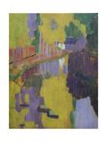 Le Talisman (L'Aven Au Bois D'Amour, Pont-Aven), 1888 Impression giclée par Paul Signac