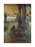 Scene of the Last Supper, 1897-99 Giclee Print by Paul Gauguin