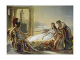 Aeneas Reports Dido from the Battle of Troy, 1815 Giclee Print by Pierre Subleyras