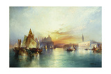 Venice, 1897 Posters by Thomas Moran