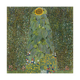 The Sunflower, 1905 Giclée-Druck von Gustav Klimt