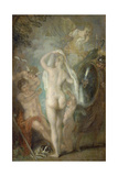 The Judgement of Paris, C. 1718 Giclee Print by Jean Antoine Watteau