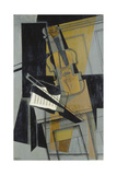 The Violin (Le Violon), 1916 Giclee Print by Juan Gris