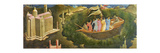 The Story of Saint Nicholas of Bari Giclee Print by Lorenzo di Monaco